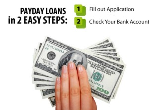 what is the percentage rate on payday loans